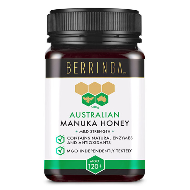 Berringa Australian Manuka Honey MGO 120+ 500g