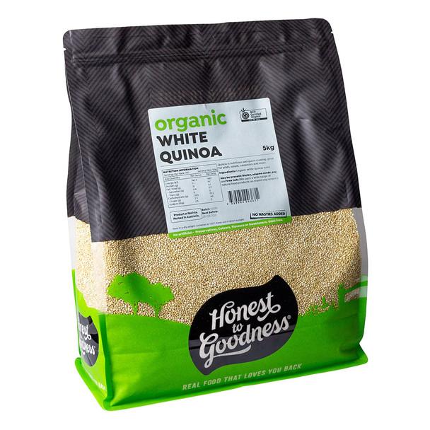 Organic White Quinoa 5KG