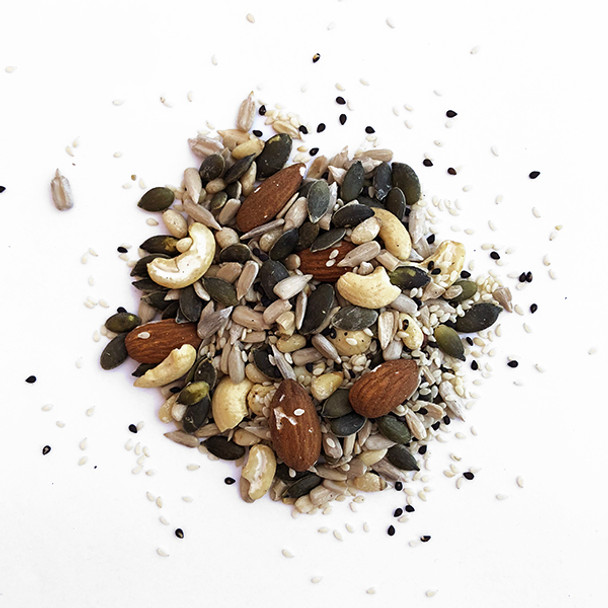 Organic Salad Topping Goodness Seed & Nut Mix 10KG