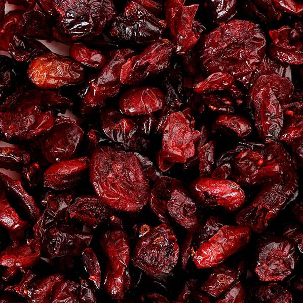 Organic Dried Cranberries 11.34KG