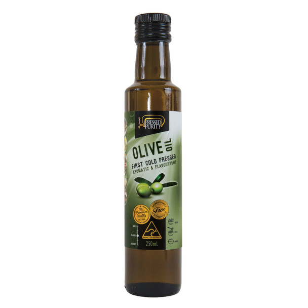 Olive Oil - Extra Virgin Cold Pressed 250ml