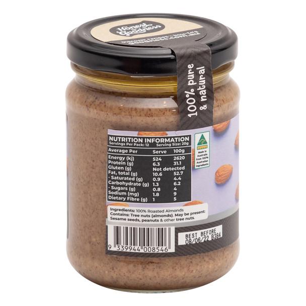 Australian Almond Butter 240g