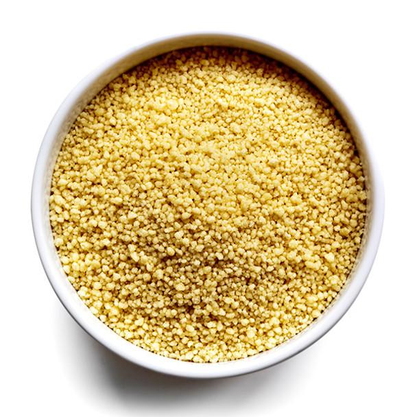 Organic Cous Cous Wholewheat 25KG