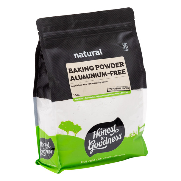Baking Powder - Aluminium Free 1.5KG