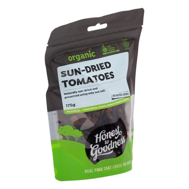 Organic Sun-Dried Tomatoes 175g