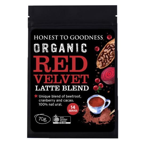 Organic Red Velvet Latte Blend 70g