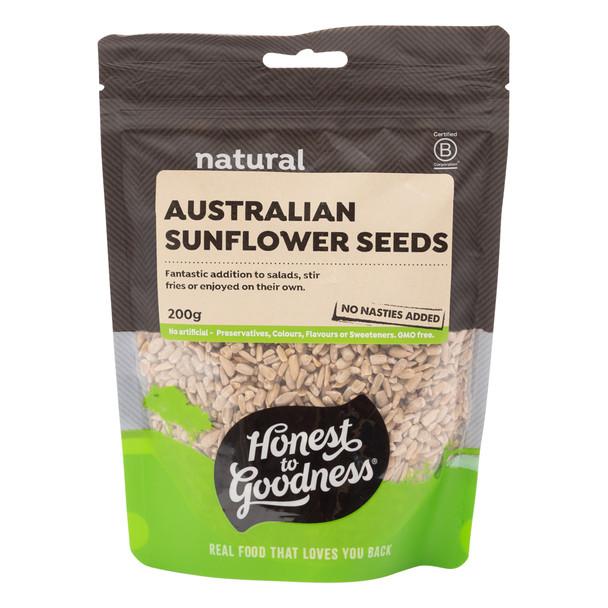 Australian Sunflower Seeds 200g