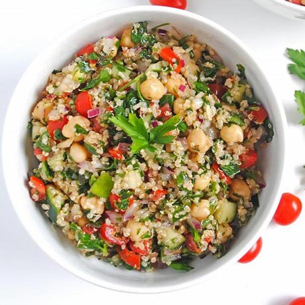 Organic Chickpea Tabouli