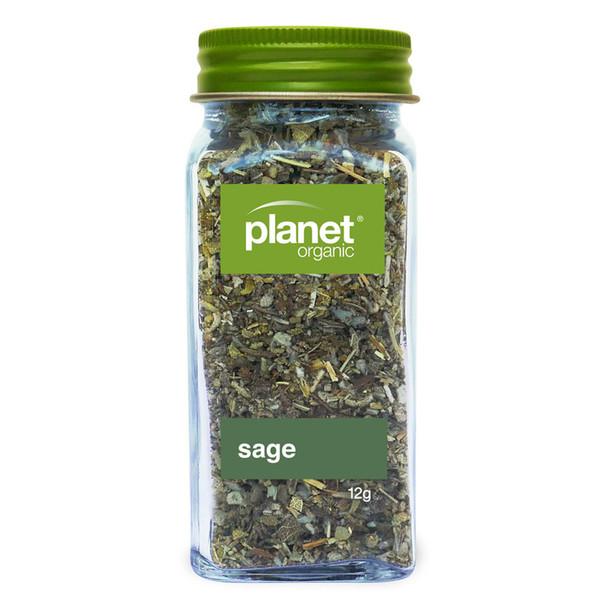 Organic Sage 12g
