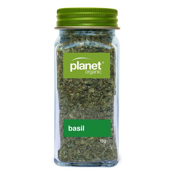 Organic  Basil 15g