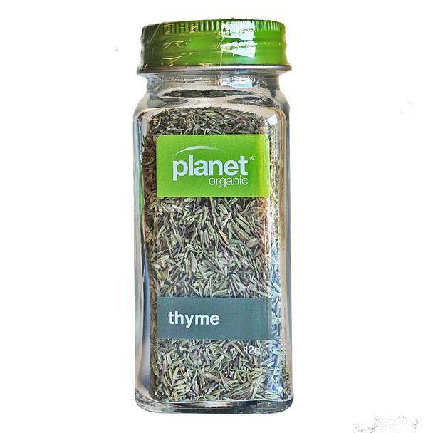Organic Thyme 12g