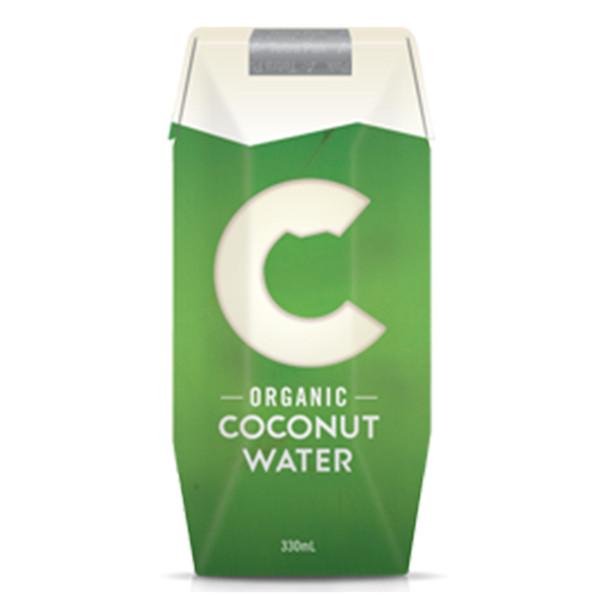 Organic Coconut Water 330ml