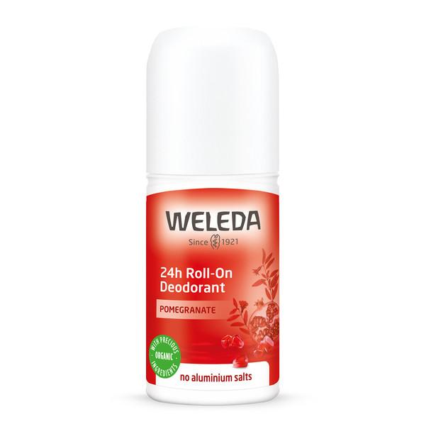 Pomegranate 24h Roll-On Deodorant 50ml