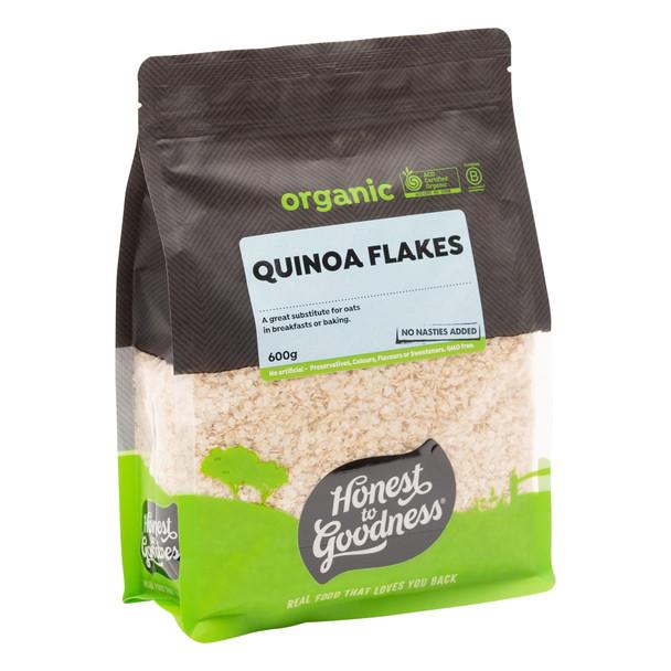 Organic Quinoa Flakes 600g