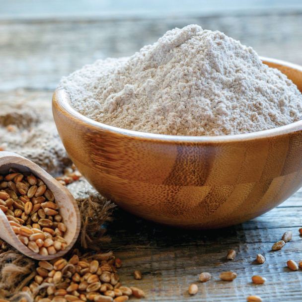 Organic Wholewheat Self Raising Flour