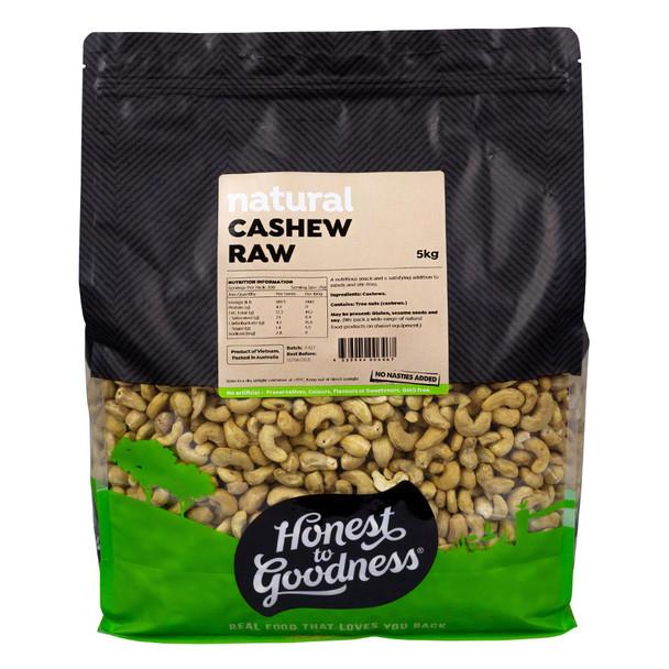 Honest to Goodness Raw Cashews