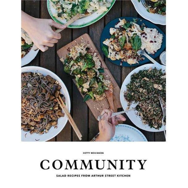 Community Salad Recipes from Arthur Street Kitchen