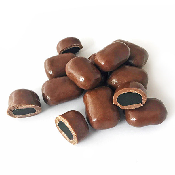 Organic Milk Chocolate Licorice 5KG