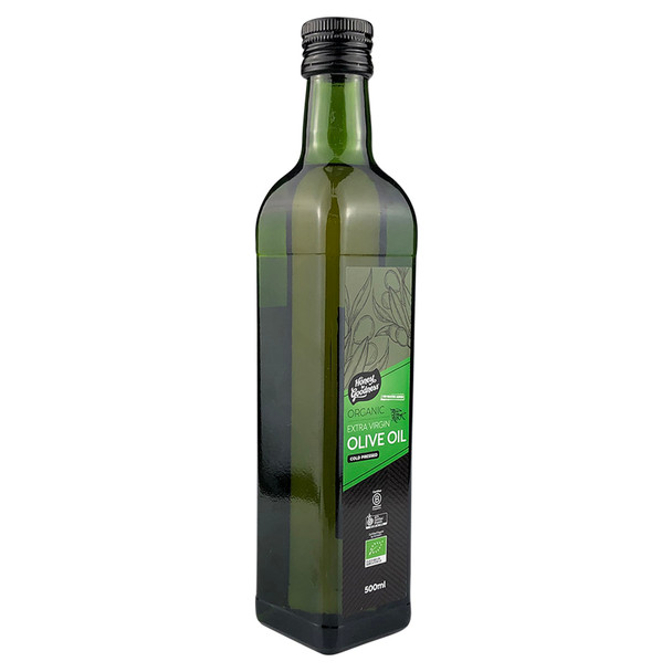 Organic Olive Oil Extra Virgin 500ml