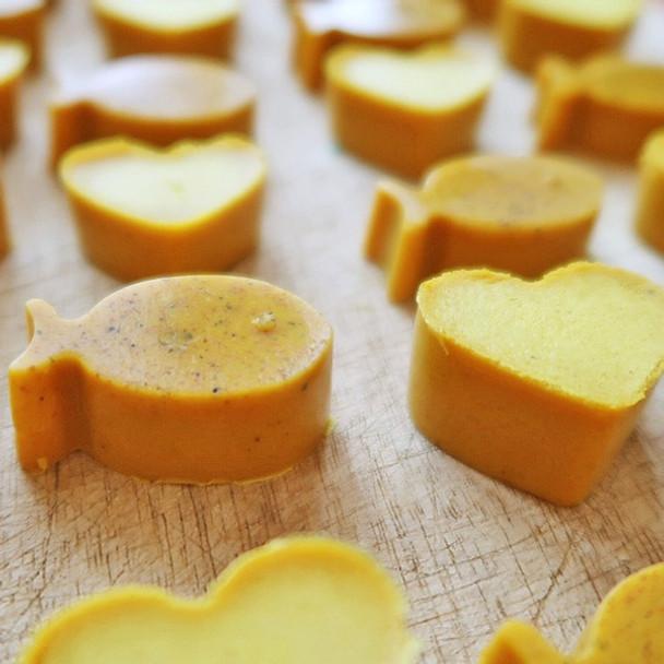 Golden Gut-Healing Gummies