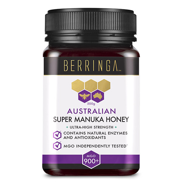 Berringa Australian Manuka Honey MGO 900+ 500g