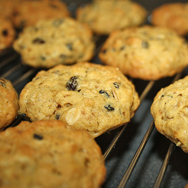 Organic Oatmeal Biscuits