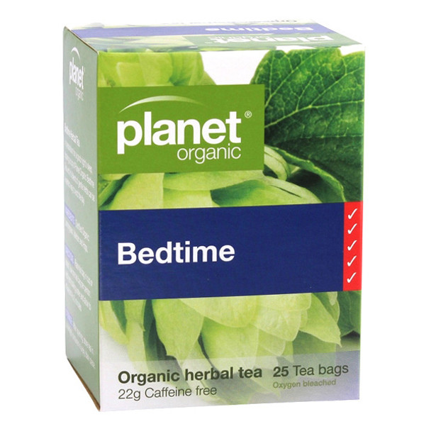 Planet Organic Bedtime Tea Bags x 25