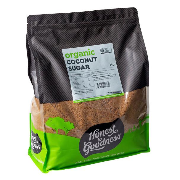 Organic Coconut Sugar 5KG