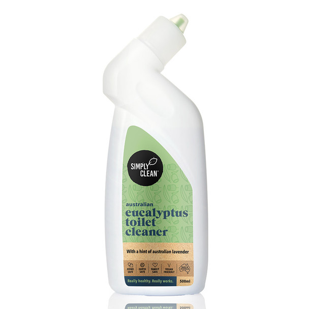 Australian Eucalyptus Toilet Cleaner 500ml