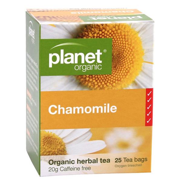 Planet Organic Chamomile Tea Bags x 25