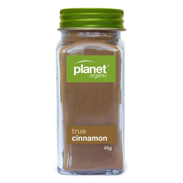 Organic Cinnamon Powder (Ground) 45g