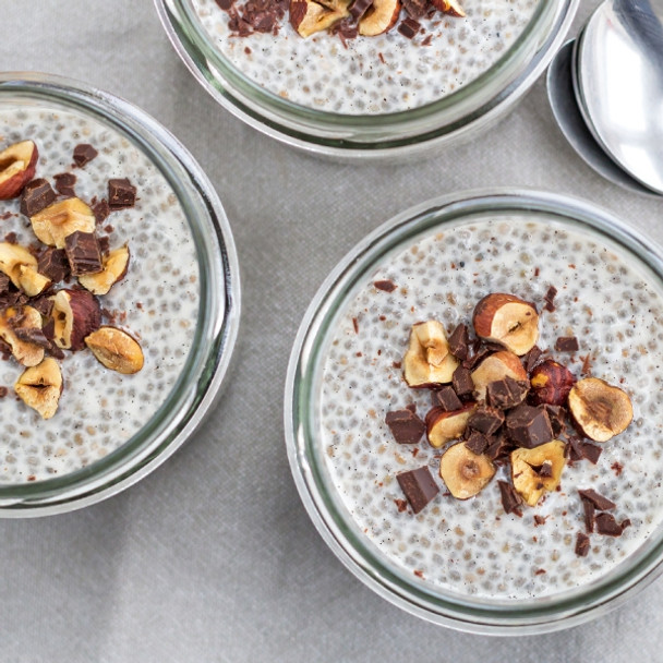 How to Make a Chia Pudding