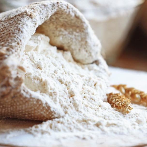Organic Unbleached White Bakers Flour 12.5KG