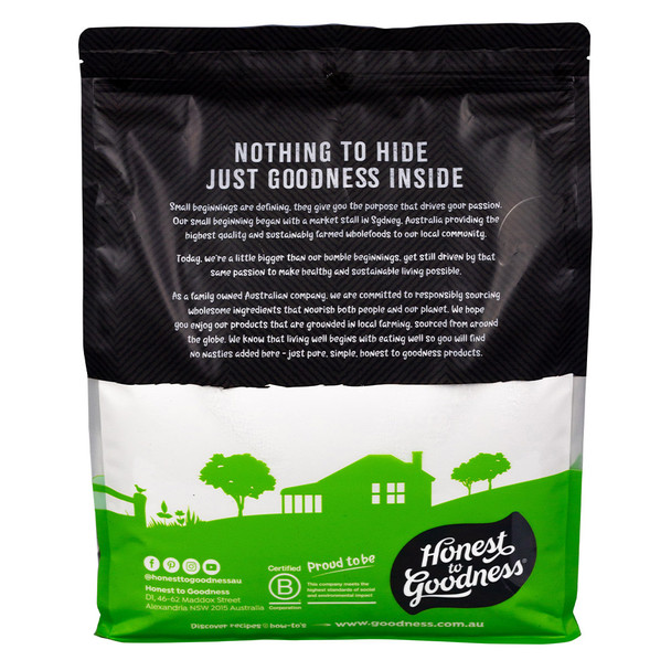 Organic Arrowroot Powder 5KG