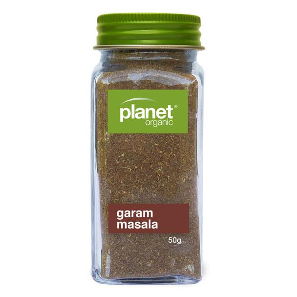 Organic Garam Masala 50g
