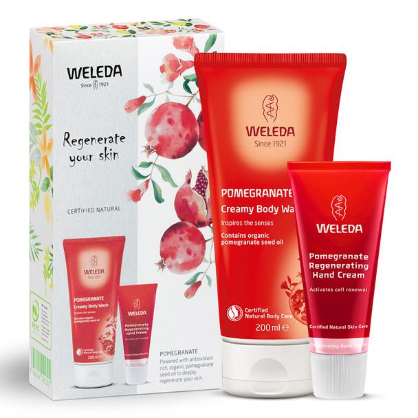 Weleda - Regenerate Your Skin Gift Pack