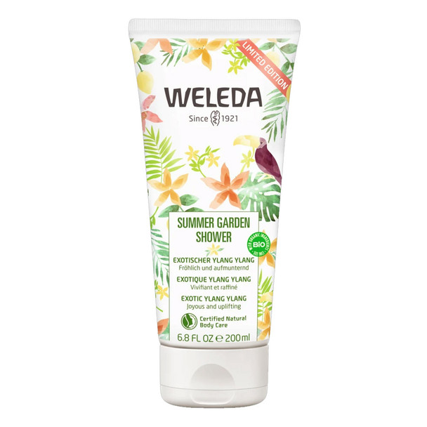 Weleda - Summer Garden Shower Body Wash