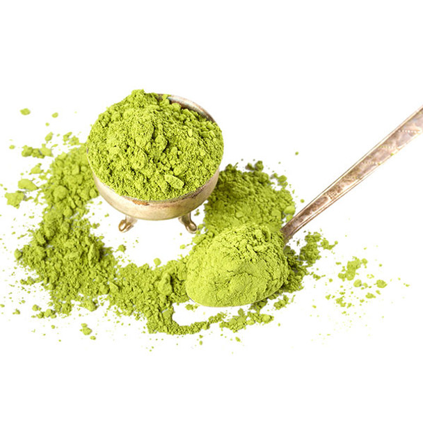 Organic matcha green tea powder bulk