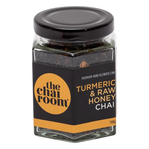 Turmeric & Raw Honey Chai 100g