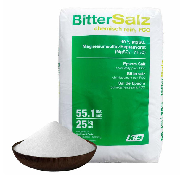 Natural Epsom Salts Germany Bulk
