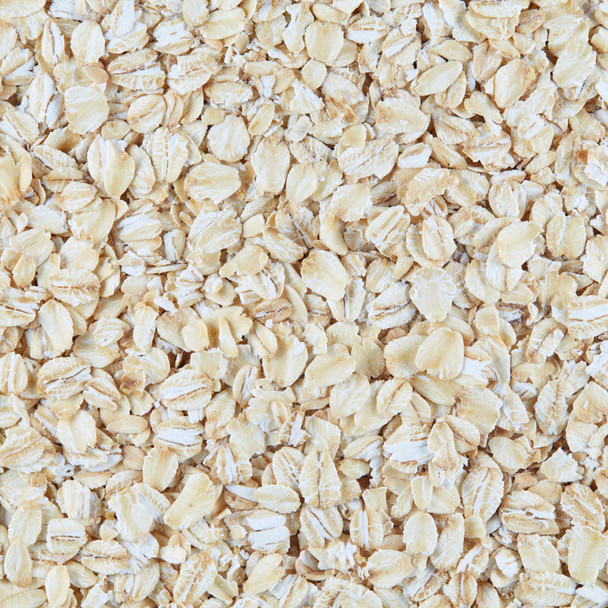 Organic Rolled Oats Uncontaminated Canada Bulk