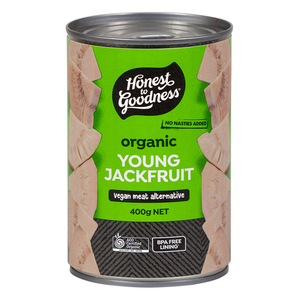 Honest to Goodness Organic Young Jackfruit