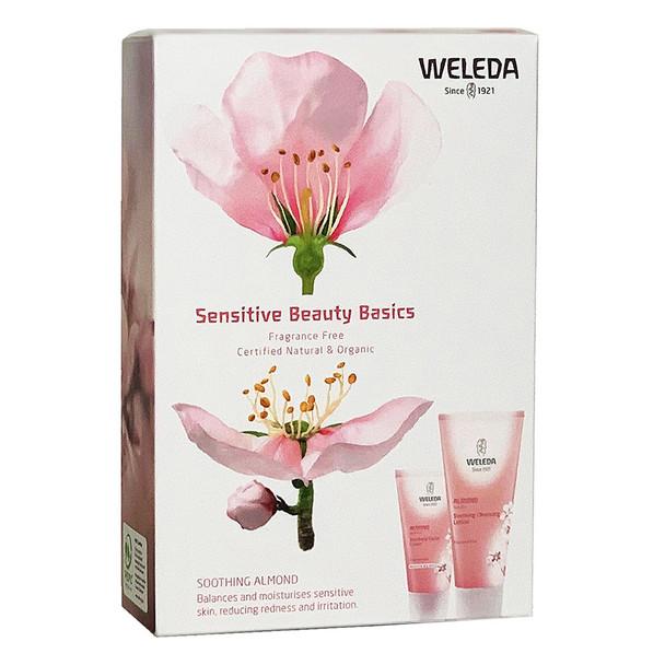 Weleda Sensitive Beauty Basics Gift Pack