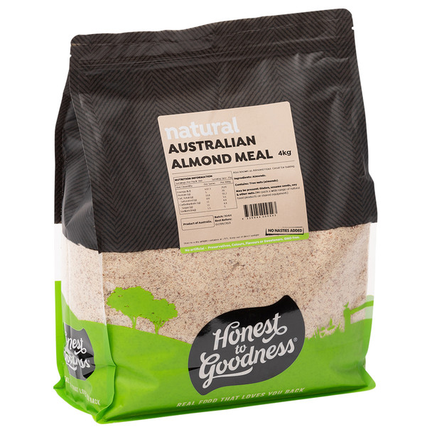 Natural Almond Meal 4KG