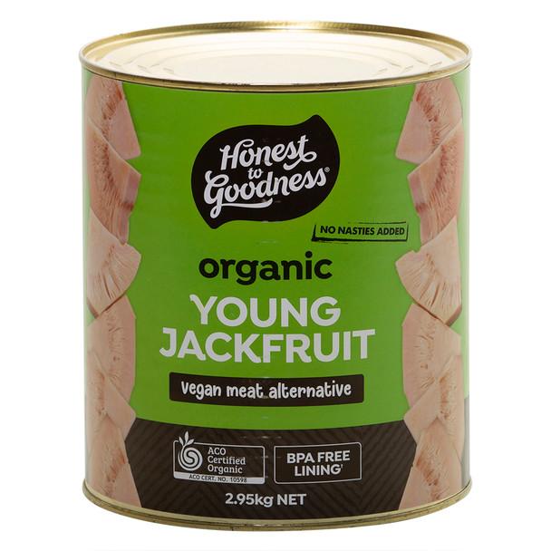 Honest to Goodness Organic Jackfruit