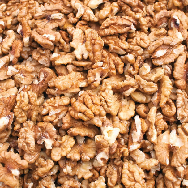 Organic Walnut Halves & Pieces 4KG