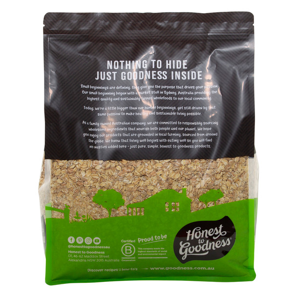 Organic 5 Grain Goodness 4KG