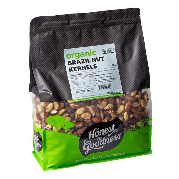 Organic Brazil Nuts 4KG