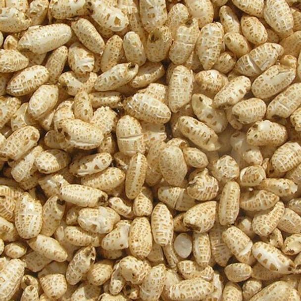 Organic Puffed Brown Rice 3.5KG