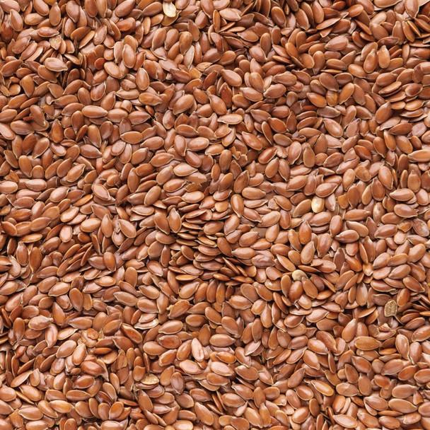 Organic Brown Linseed 25KG